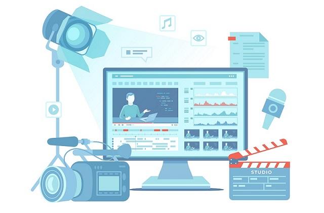 Infográfico: 5 tipos de formatos de vídeos para o seu projeto de treinamento
